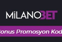 Milanobet Bonus Promosyon Kodu