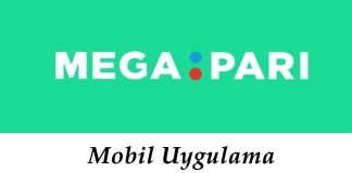 Megapari Mobil Uygulama