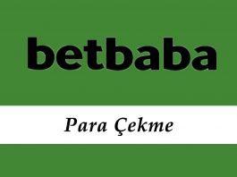 Betbaba Para Çekme